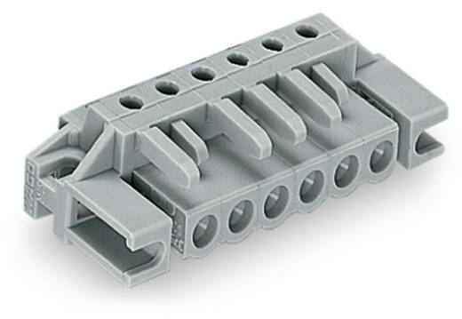 Buchsengehäuse-Platine 232 Polzahl Gesamt 6 WAGO 232-236/047-000 Rastermaß: 5 mm 50 St.