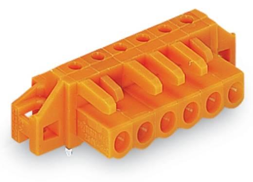 WAGO Buchsengehäuse-Platine 232 Polzahl Gesamt 19 Rastermaß: 5.08 mm 232-279/031-000 10 St.
