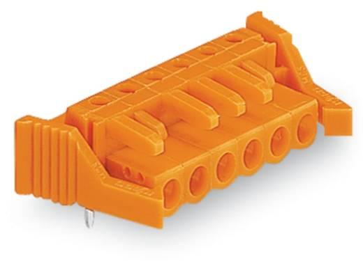 WAGO Buchsengehäuse-Platine 232 Polzahl Gesamt 4 Rastermaß: 5.08 mm 232-264/039-000 50 St.