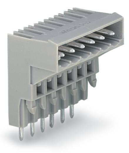 Stiftleiste (Standard) 301 Polzahl Gesamt 4 WAGO 232-334 Rastermaß: 5 mm 100 St.
