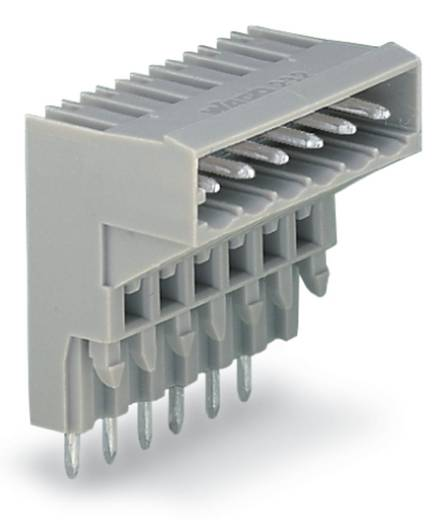 Stiftleiste (Standard) 301 Polzahl Gesamt 6 WAGO 232-336 Rastermaß: 5 mm 50 St.