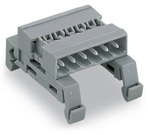WAGO Stiftleiste (Standard) 301 Polzahl Gesamt 10 Rastermaß: 5 mm 232-510/007-000 25 St.