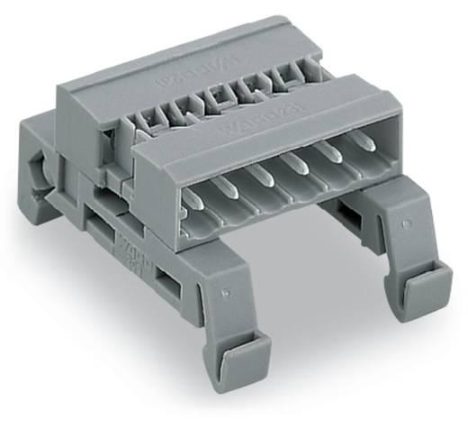 WAGO Stiftleiste (Standard) 301 Polzahl Gesamt 9 Rastermaß: 5 mm 232-509/007-000 25 St.