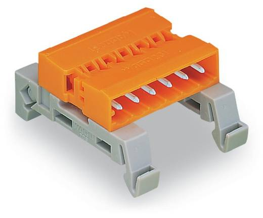 WAGO Stiftleiste (Standard) 301 Polzahl Gesamt 16 Rastermaß: 5.08 mm 232-546/007-000 25 St.