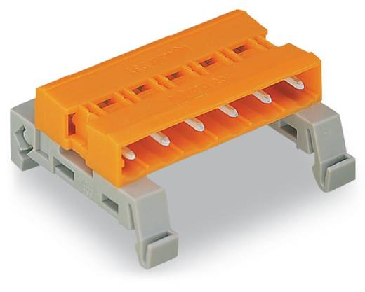 WAGO Stiftleiste (Standard) 301 Polzahl Gesamt 11 Rastermaß: 7.62 mm 232-591/007-000 10 St.