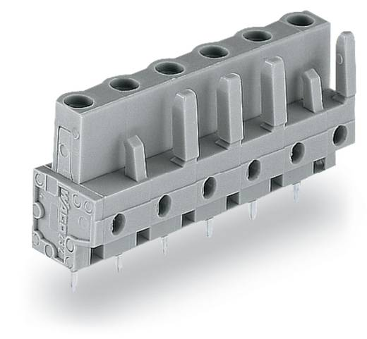 Buchsengehäuse-Platine 232 Polzahl Gesamt 6 WAGO 232-736 Rastermaß: 7.50 mm 50 St.