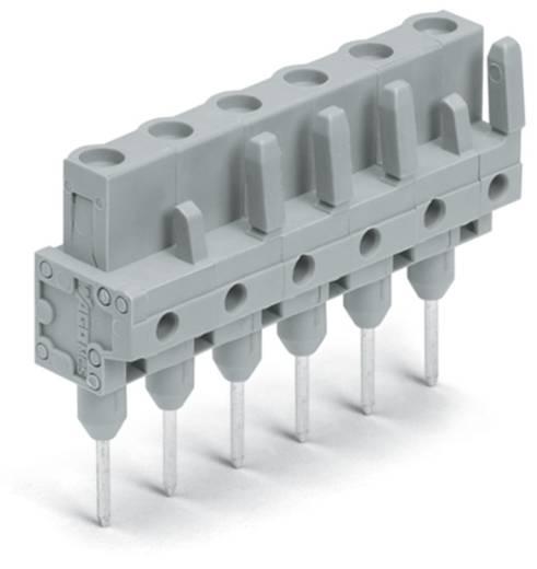Buchsengehäuse-Platine 232 Polzahl Gesamt 6 WAGO 232-736/005-000 Rastermaß: 7.50 mm 50 St.