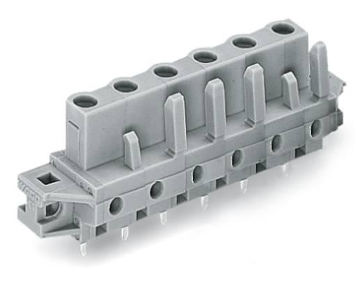 Buchsengehäuse-Platine 232 Polzahl Gesamt 6 WAGO 232-736/031-000 Rastermaß: 7.50 mm 25 St.