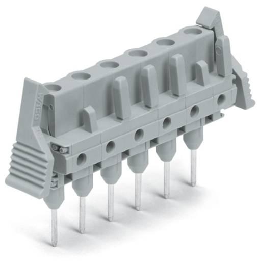 Buchsengehäuse-Platine 232 Polzahl Gesamt 4 WAGO 232-734/005-000/039-000 Rastermaß: 7.50 mm 50 St.