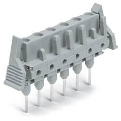 Zásuvkové puzdro na dosku WAGO 232-735/005-000/039-000, 50.80 mm, pólů 5, rozteč 7.50 mm, 50 ks