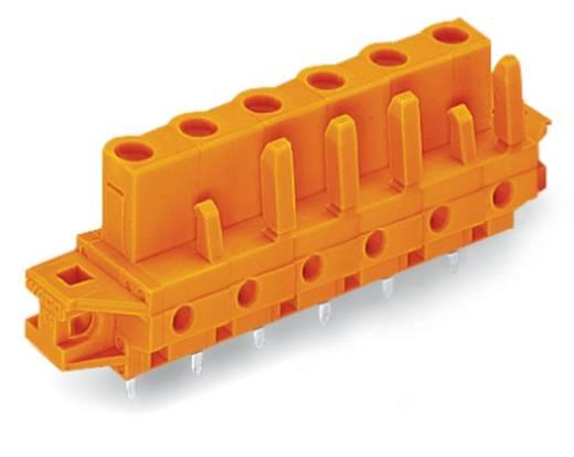 WAGO Buchsengehäuse-Platine 232 Polzahl Gesamt 6 Rastermaß: 7.62 mm 232-766/031-000 25 St.