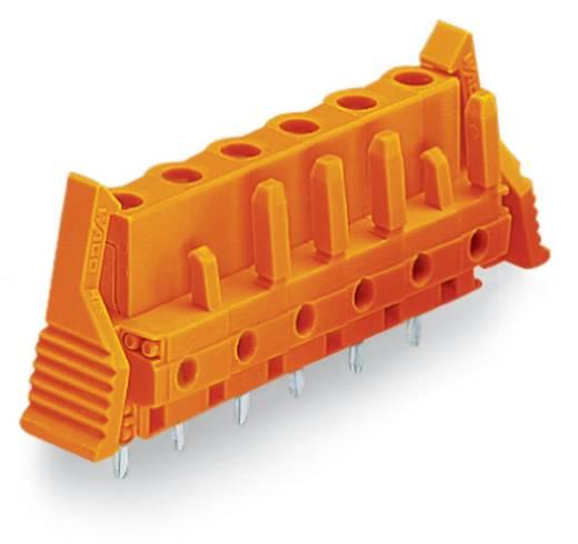 WAGO Buchsengehäuse-Platine 232 Polzahl Gesamt 6 Rastermaß: 7.62 mm 232-766/039-000 25 St.