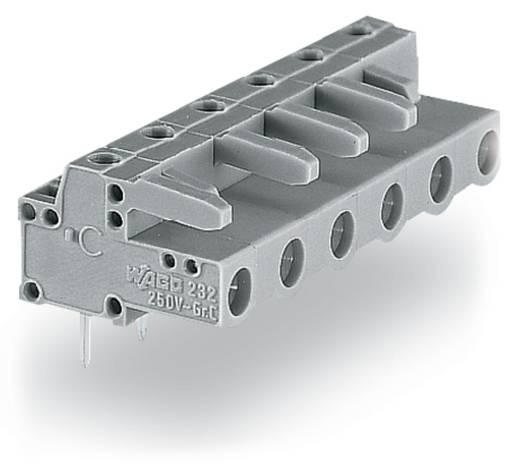 Buchsengehäuse-Platine 232 Polzahl Gesamt 10 WAGO 232-840 Rastermaß: 7.50 mm 25 St.