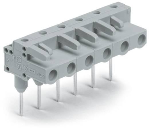 Buchsengehäuse-Platine 232 Polzahl Gesamt 6 WAGO 232-836/005-000 Rastermaß: 7.50 mm 50 St.