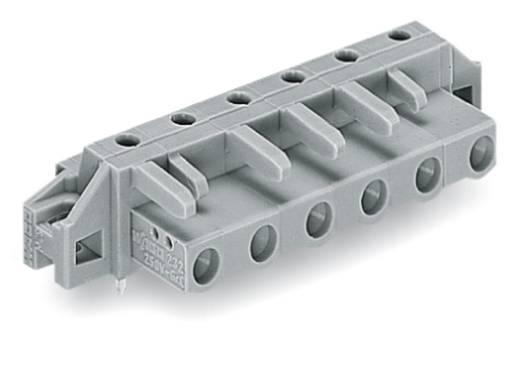 Buchsengehäuse-Platine 232 Polzahl Gesamt 6 WAGO 232-836/031-000 Rastermaß: 7.50 mm 25 St.