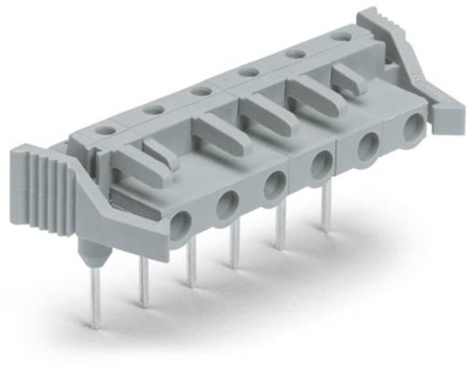 Buchsengehäuse-Platine 232 Polzahl Gesamt 6 WAGO 232-836/005-000/039-000 Rastermaß: 7.50 mm 50 St.