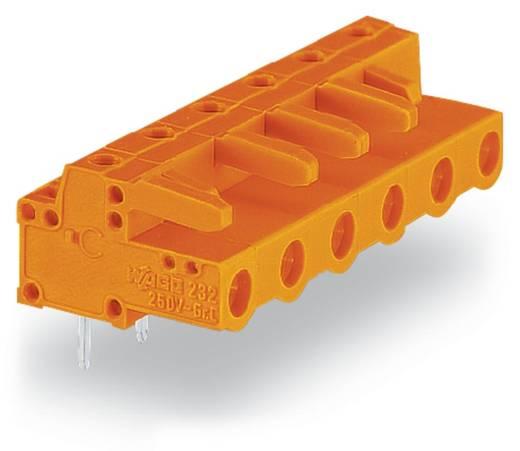 Buchsengehäuse-Platine 232 Polzahl Gesamt 10 WAGO 232-870 Rastermaß: 7.62 mm 25 St.