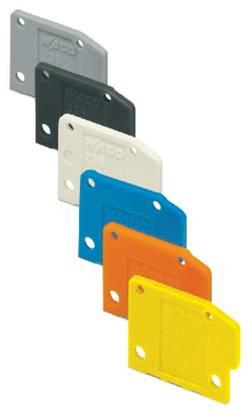 Plaque d'extrémité WAGO 235-100 gris 100 pc(s)