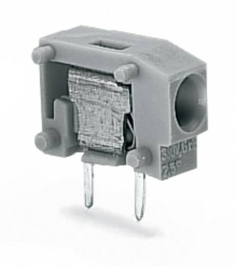 Federkraftklemmblock 1.50 mm² Polzahl 1 WAGO Licht-Grau 800 St.