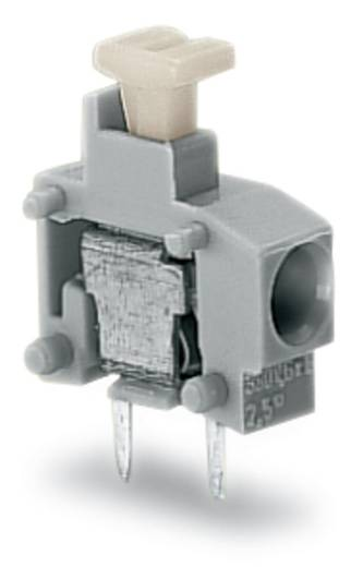 Federkraftklemmblock 0.75 mm² Polzahl 1 235-401/331-000 WAGO Grau 800 St.