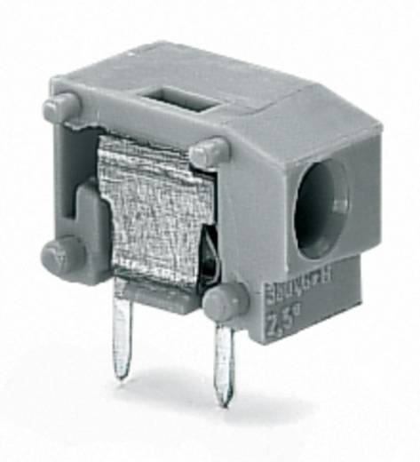 Federkraftklemmblock 1.50 mm² Polzahl 1 235-753 WAGO Licht-Grau 600 St.