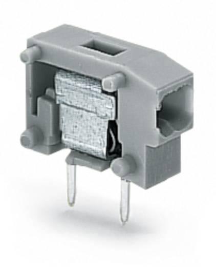 Federkraftklemmblock 0.34 mm² Polzahl 1 WAGO Dunkel-Grau 800 St.