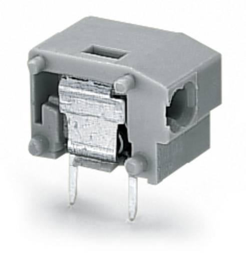 Federkraftklemmblock 0.34 mm² Polzahl 1 235-851 WAGO Grau 400 St.