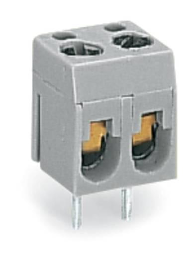 Schraubklemmblock 2.50 mm² Polzahl 1 237-112 WAGO Grau 600 St.