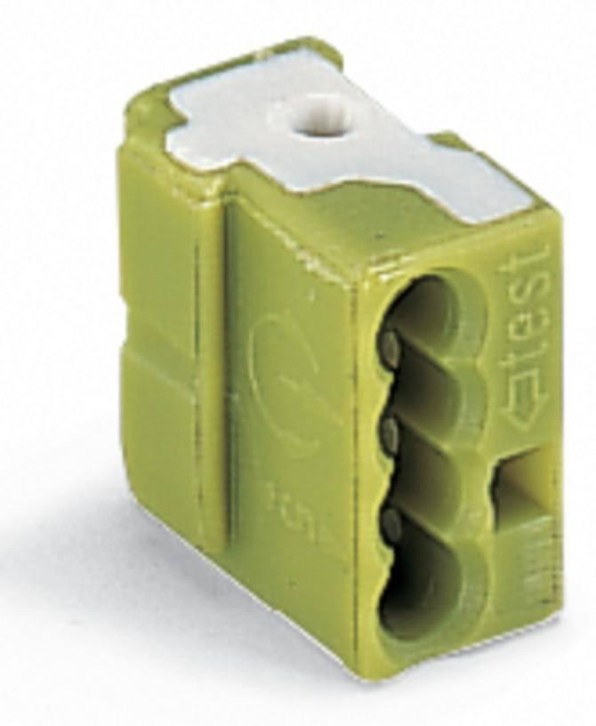 10X Wago Klemmen 221-415 Verbindungsklemmen Dosenklemmen Stecker Zubehör DE