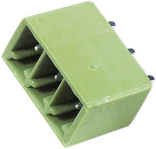 PTR Stiftgehäuse-Platine STL(Z)1550 Polzahl Gesamt 6 Rastermaß: 3.50 mm 51550065101E 1 St.