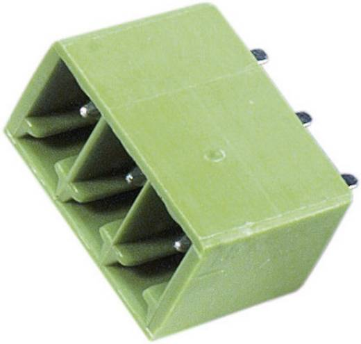 Stiftgehäuse-Platine STL(Z)1550 Polzahl Gesamt 10 PTR 51550105101D Rastermaß: 3.50 mm 1 St.