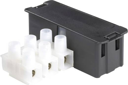Leuchtenanschlussbox Adels-Contact 542162 542162 Schwarz 1 St.