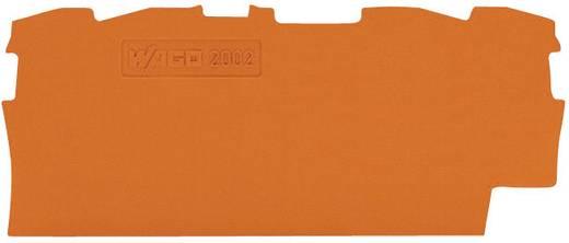 Abschlussplatte für Serie 2001 und 2002 WAGO Inhalt: 1 St.