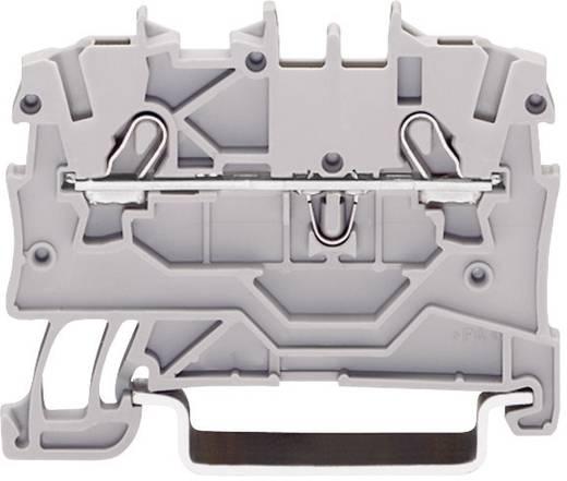 Durchgangsklemme 3.50 mm Zugfeder Belegung: N Blau WAGO 2000-1204 1 St.