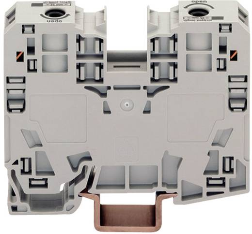 Durchgangsklemme 16 mm Zugfeder Belegung: L Grau WAGO 285-135 1 St.