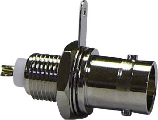 BNC-Steckverbinder Buchse, Einbau vertikal 75 Ω 1 St.