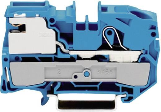 Trennklemme 12 mm Zugfeder Belegung: N Blau WAGO 2016-7114 1 St.