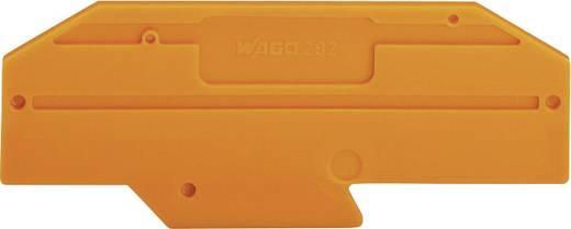 Abschlussplatte für KFZ Sicherungsklemme WAGO Inhalt: 1 St.