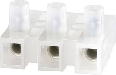 Adels-Contact 151465 1 pz. Morsetto mammut filo flessibile: -2.5 mm² filo rigido: -2.5 mm² Poli: 5 Naturale