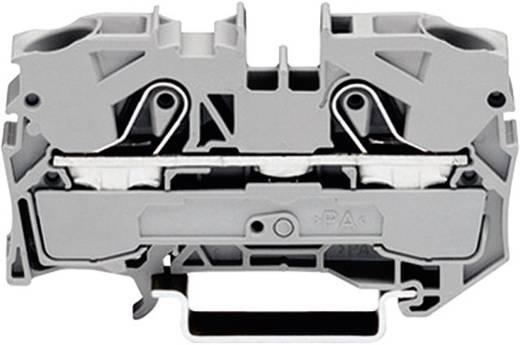 Durchgangsklemme 10 mm Zugfeder Belegung: L Grau WAGO 2010-1201 1 St.