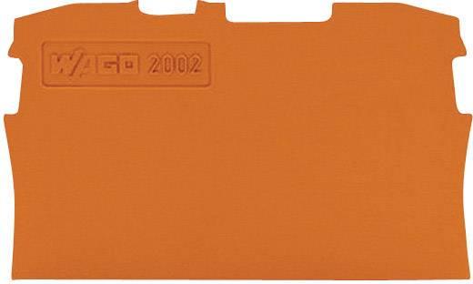 Abschlussplatte für Serie 2001 und 2002 2002-1292 WAGO Inhalt: 1 St.