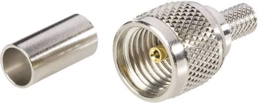 Mini-UHF-Steckverbinder Stecker, gerade 50 Ω BKL Electronic 0407000/D 1 St.