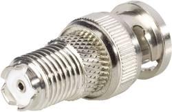 Adaptateur Mini-UHF TRU COMPONENTS 1579249 Mini UHF femelle - BNC mâle 1 pc(s)