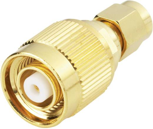 SMA-Reverse-Adapter SMA-Reverse-Stecker - TNC-Reverse-Stecker BKL Electronic 419417 1 St.