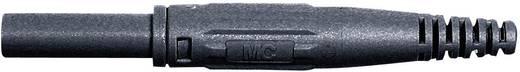 Laborbuchse Buchse, gerade Stift-Ø: 4 mm Schwarz Stäubli XK-410 1 St.