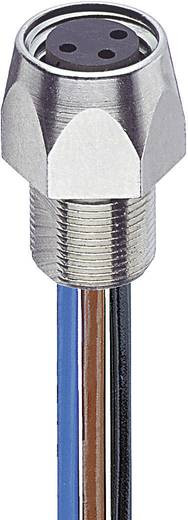 Einbaukupplung M8, Frontmontage Pole: 3 RKMF 3/0,5 M Lumberg Automation Inhalt: 1 St.