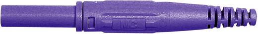 Laborbuchse Buchse, gerade Stift-Ø: 4 mm Violett Stäubli XK-410 1 St.
