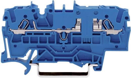 Durchgangsklemme 5.20 mm Zugfeder Belegung: N Blau WAGO 2002-1604 1 St.