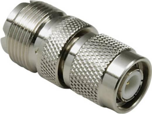 TNC-Adapter TNC-Stecker - UHF-Buchse BKL Electronic 405086 1 St.