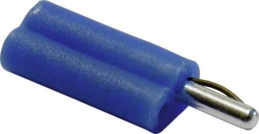 Büschelstecker Stecker, gerade Stift-Ø: 2 mm Blau Schnepp F 2020 1 St.